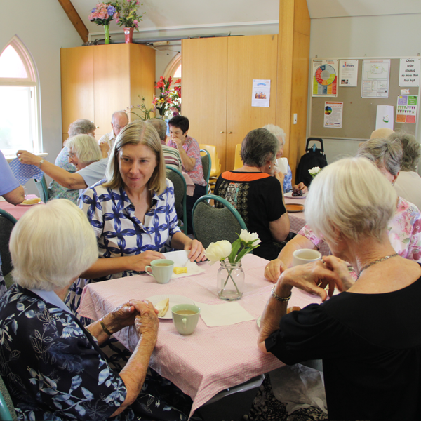 Sherwood Uniting Church Adult Fellowship