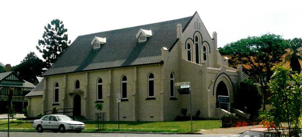 Sherwood Uniting Church, Brisbane City Council Heritage Unit