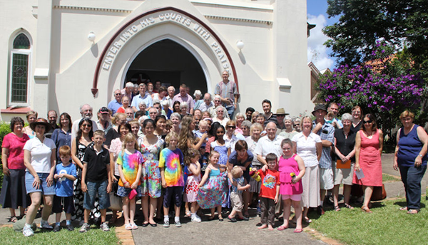 Sherwood Uniting Church Congregation