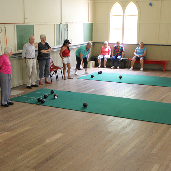 Sherwood Uniting Church Indoor Bowls