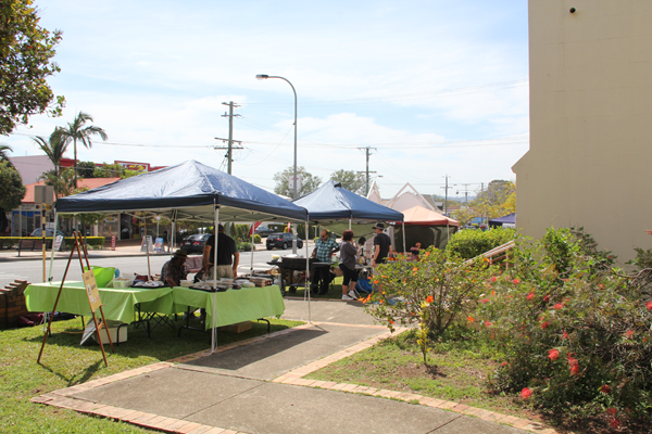 Sherwood Uniting Church Markets