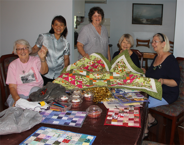 Sherwood Uniting Church Quilting Group