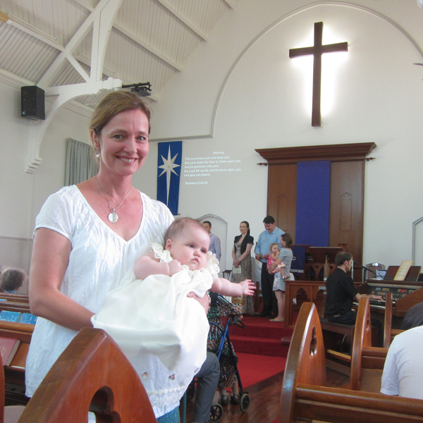 Sherwood Uniting Church Baptism