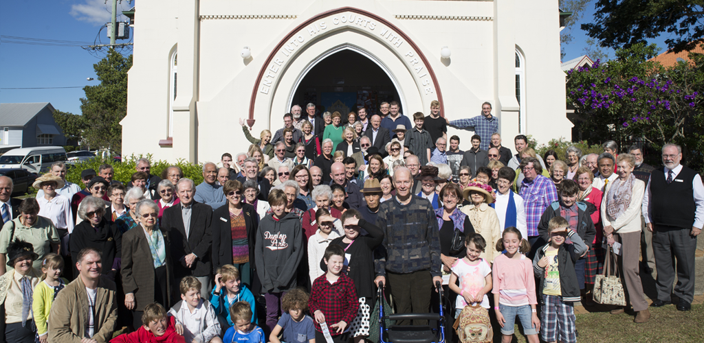 Sherwood Uniting Church Congregation