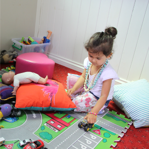 Sherwood Uniting Church cry / play room