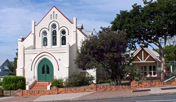 Sherwood Uniting Church - Now