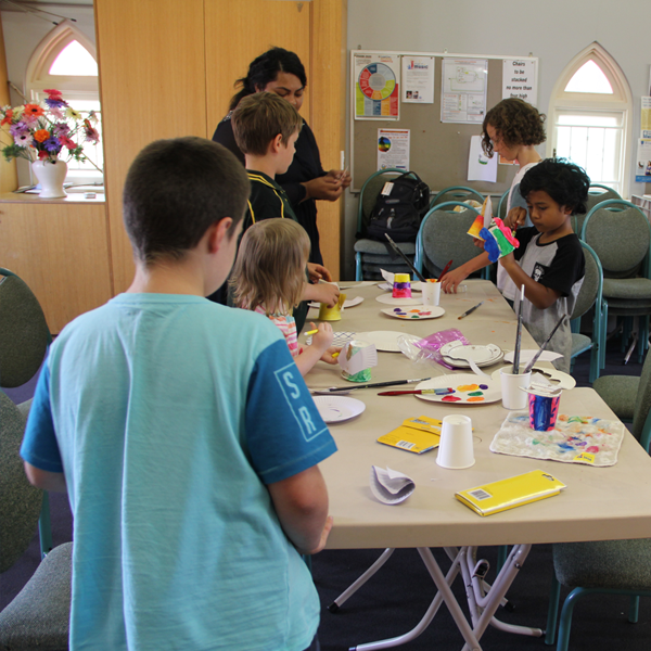 Sherwood Uniting Church Sunday School